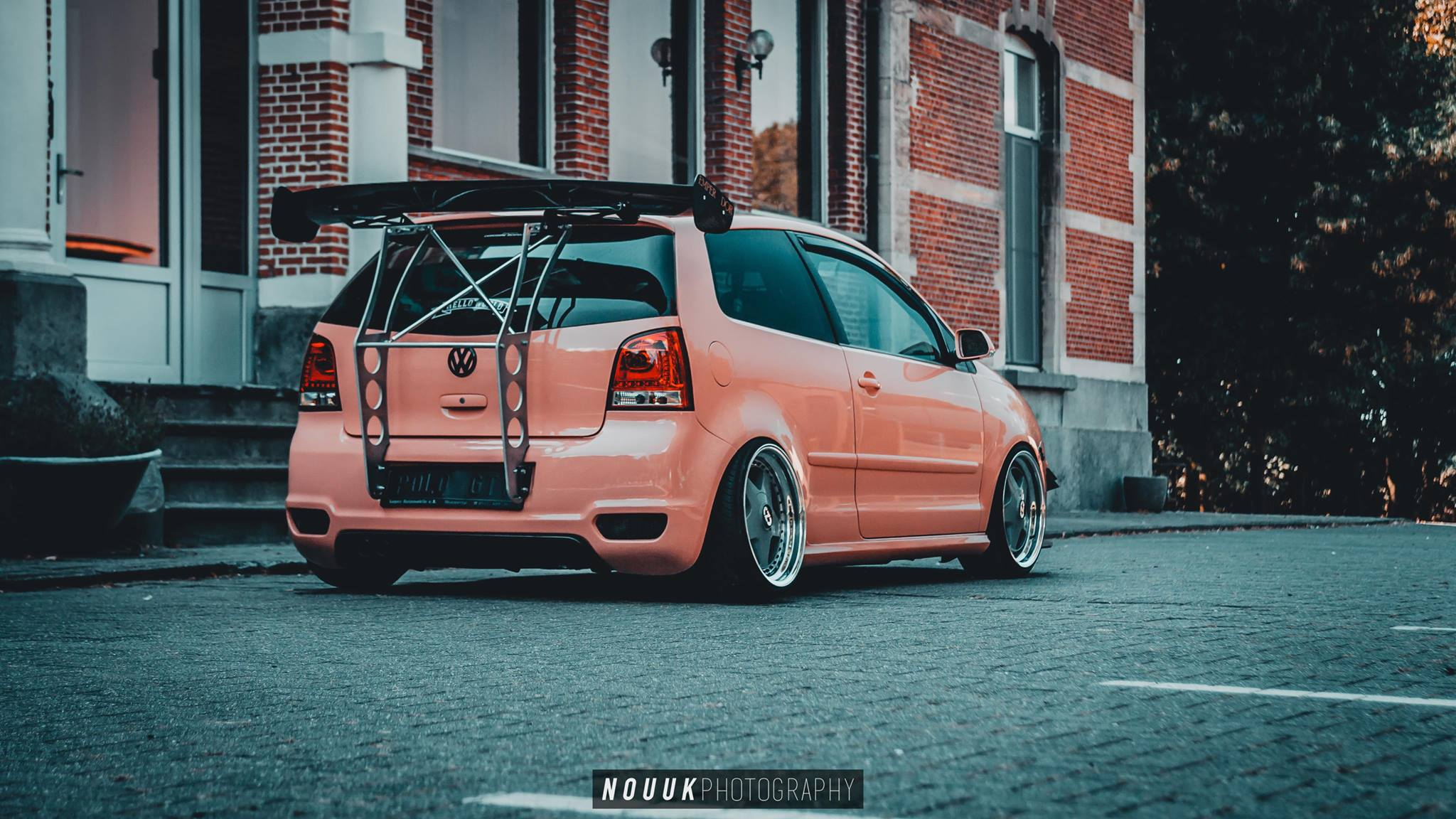 polo gti big wing